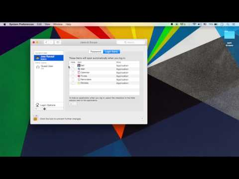 How To Remove Startup Apps From Mac