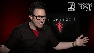 Brightburn Director David Yarovesky Interview gives advice to new directors
