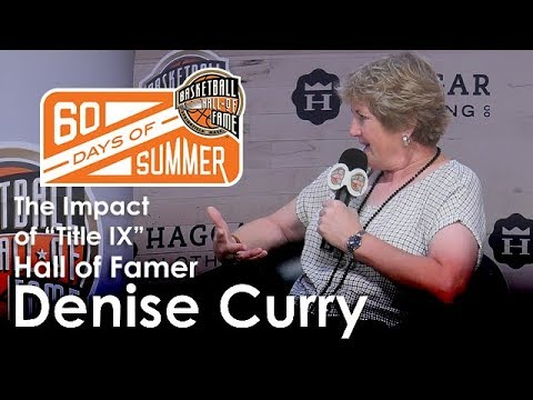 Denise Curry talks about the impact of