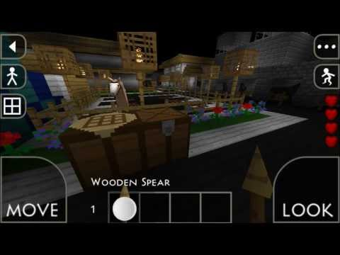 How to make a Wooden Spear or a Weapon in Survival Craft/ SurvivalCraft | *NEW and UPDATED *