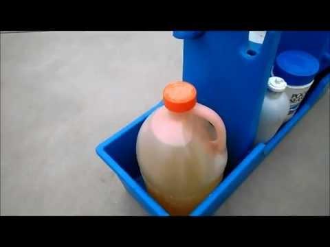 Muriatic Acid, pH Down