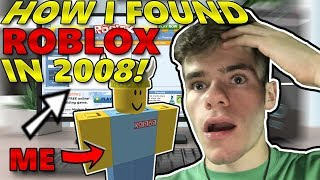 How To Play Roblox 2008!
