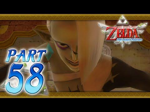 The Legend of Zelda: Skyward Sword - Part 58 - Fire Sanctuary - Demon Lord: Ghirahim