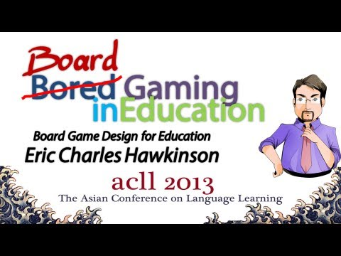 Board Game Design for Learning Goals