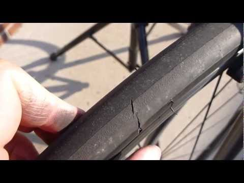 When to Change Bicycle Tires