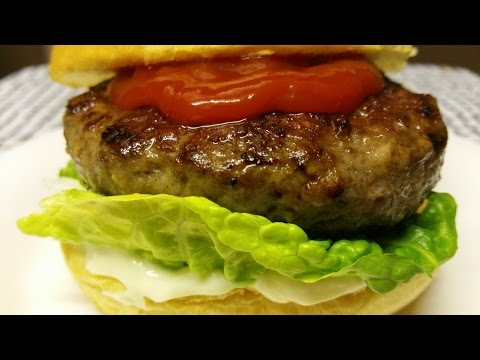 How To Make Venison Burgers.#SRP