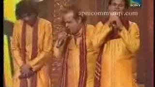 Rain song by ali ghani pariwar in waar pariwar