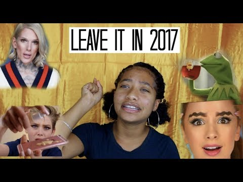 5 THINGS WE NEED TO LEAVE IN 2017  Tatyana Celeste ❤︎