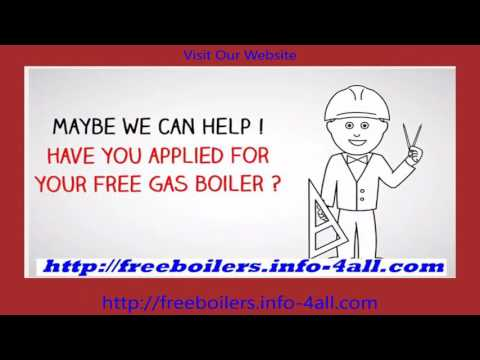 Free Boilers for Pensioners Ellesmere Port