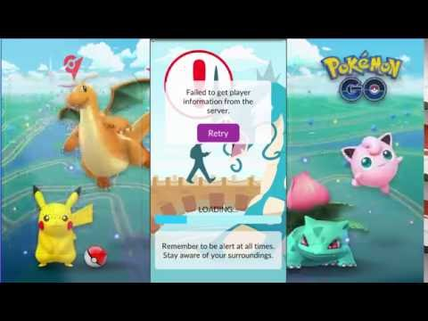 Are the PokemonGo Servers Down? How to tell if the servers are down?