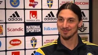 """Zlatan: """"Har du köpt en Volvo?"""""""