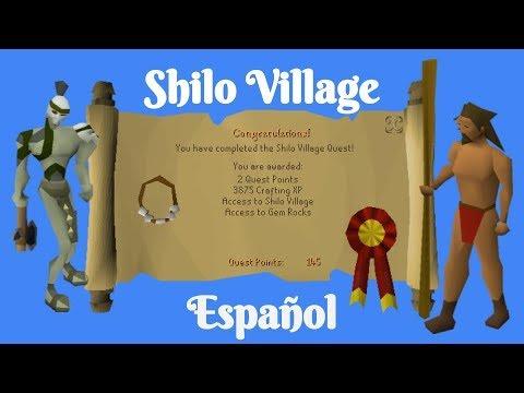 [OSRS] Shilo Village Quest (Español)