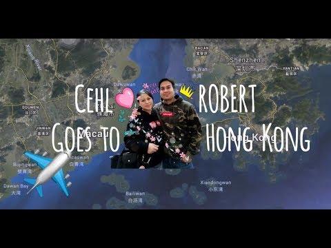 A WEEKEND IN HONG KONG - DAY1 NGONG PING 360 + LANTAU + HARDROCK (Robert & Cehl Goes to Hong Kong)
