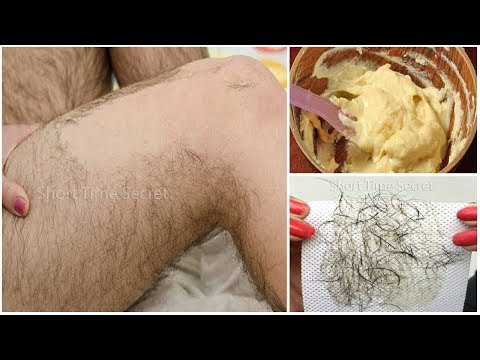In Just 5 Minutes Remove Unwanted Hair Permanently | No Shave No Wax | Remove Private Part Hair