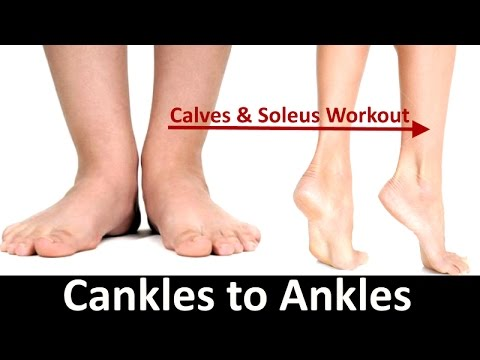 Suspension Training | Lower Legs Workout | Calves & Ankles
