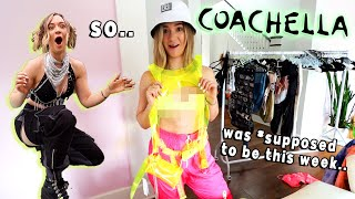 What I Would've Worn to Coachella 2020... *INSANE TRY ON HAUL!!