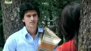 avinash dhyani in a garhwali film