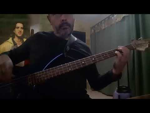 Creed - With arms wide open  (bass cover)