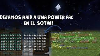 Dejamos Raid A Una Power Fac En El  Sotw!  I Rolemine Mapa 27 I Let