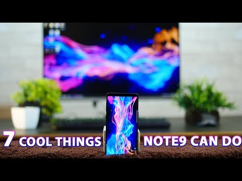 7 cool things that Note9 can do and iPhone cant