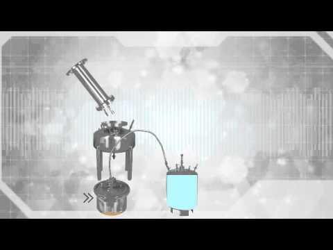 Tamisium Extractor Automation Presentation