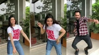 Samantha Dance Performance from U Turn Movie Yashwanth Master Choreography