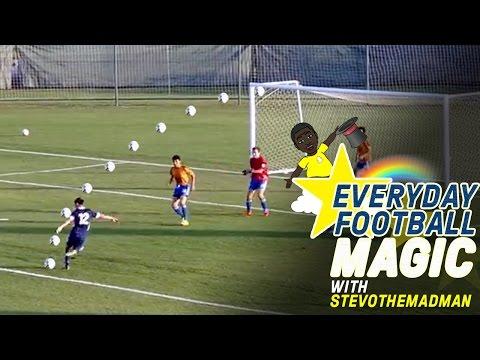 Crazy Sunday League Goals | #EverydayFootballMagic with STMM