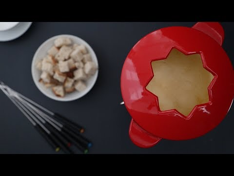Fondue How To- Kitchen Conundrums with Thomas Joseph