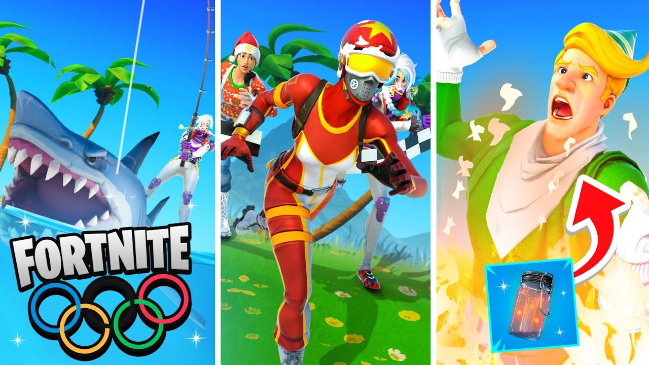 The PWR Fortnite Olympics!