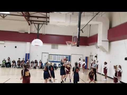 Northern middle school basketball tournament