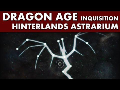Dragon Age Inquisition - All Hinterlands Astrarium (Star Map puzzle) Walkthrough