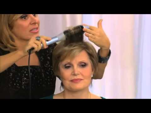 Cowlick Hair? Perfecter Solves Your Cowlick Problem | Maria McCool Shows How