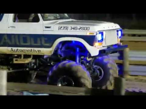 Tracks and Trails Diesel and Final Mud Races Punta Gorda Florida January 2019