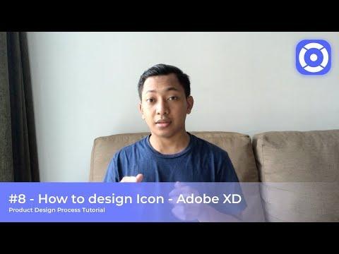 #8 - Icons UI Design - Product Design Process Tutorial