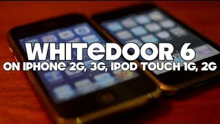Install Ios 6 On Iphone 3g 2g Ipod Touch 1g And 2g Whited00r