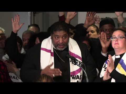 4.10.18 #RolandMartinUnfiltered: #PoorPeoplesCampaign Moral Agenda Released in Washington, D.C.