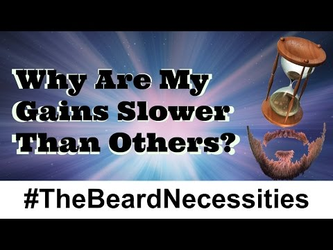 Why People Experience Slow Gains | #TheBeardnecessities | Ep 25