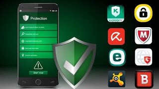 Best Anti-virus for Android 2018