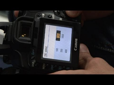 How To Learn About ISO And Light Settings