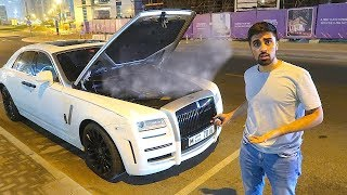 MY CAR IS DESTROYED !!!