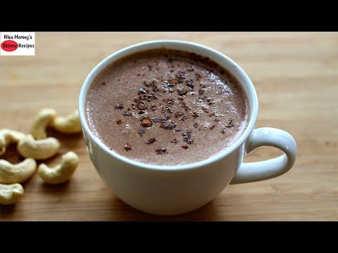 Hot Chocolate Recipe With Cocoa Powder - Dairy Free | Sugar Free - Skinny Recipes