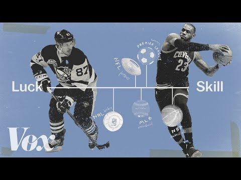 Why underdogs do better in hockey than basketball