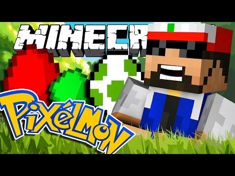 Minecraft | Pixelmon | THE EGGS CHALLENGE!! [9]