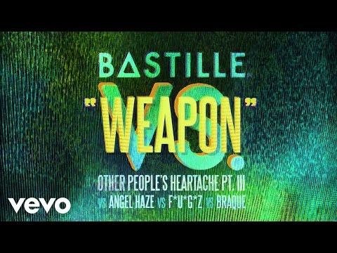Angel Haze colabora com Bastille em faixa inédita  Fonte: Angel Haze colabora com Bastille em faixa inédita