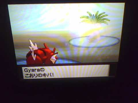 Pokemon Heartgold: Viridian City Gym Leader Green Oak