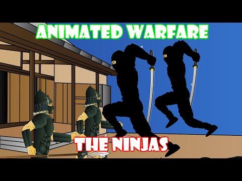 Animated Medieval Warfare - The Ninjas