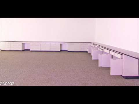 47 Linear Feet Fisher Hamilton USED Laboratory Cabinets