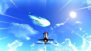 FLYING TO THE METEOR IN FORTNITE! (Fortnite Battle Royale)