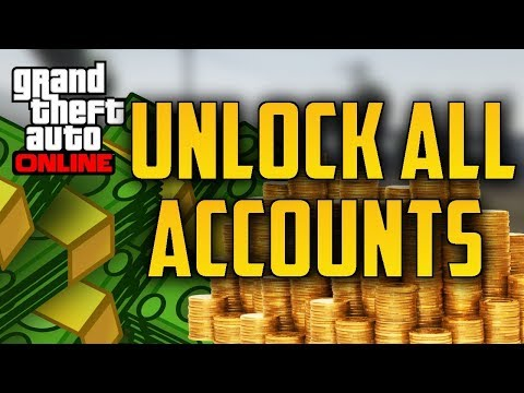 💰GTA 5 ONLINE: UNLOCK ALL ACCOUNTS ab 15 - 150 EURO | PS4 UAs #4