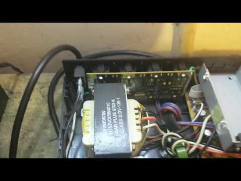 Easily turn an old UPS into a power inverter. FREE AIR CONDITIONING